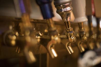 FILE - Beer Tap