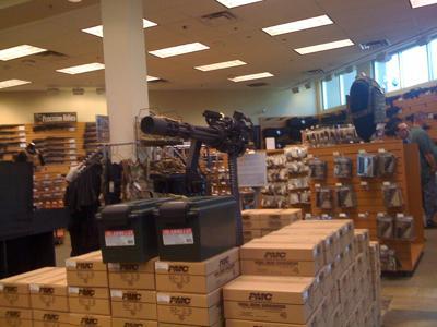Arizona gun shop