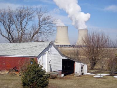 FILE - Byron, nuclear plant, Illinois, Exelon