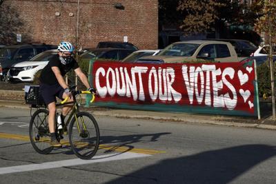 Election 2020 Pennsylvania