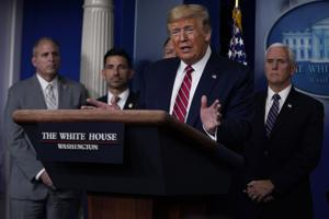 Trump invokes Defense Production Act, industries mass producing health items