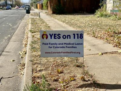 FILE - Colorado Proposition 118