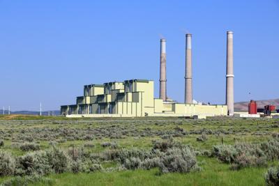 Power Plant Colorado