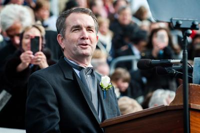 FILE - VA Gov. Ralph Northam