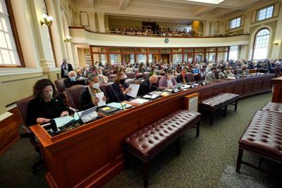 FILE - ME Maine Legislature 9-29-2021