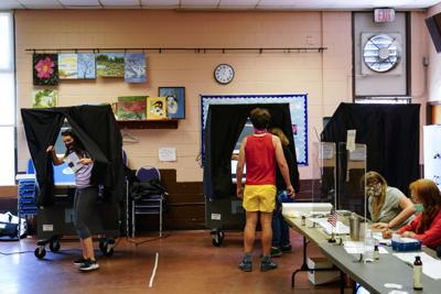 Election 2021 Pennsylvania Primary