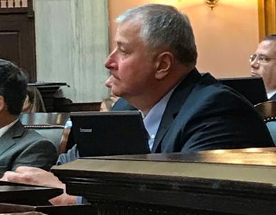 FILE - Ohio House Speaker Larry Householder
