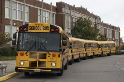 FILE - Washington School Bus
