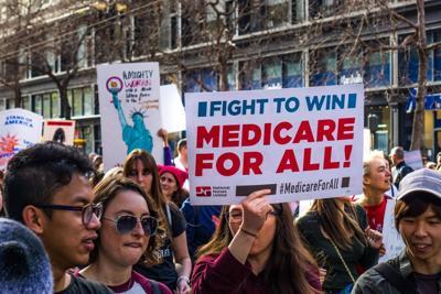FILE - Medicare for All