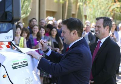 FILE - Occupational Licenses Arizona