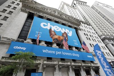 FILE - Chewy IPO