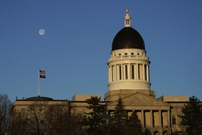 FILE - Maine Legislature