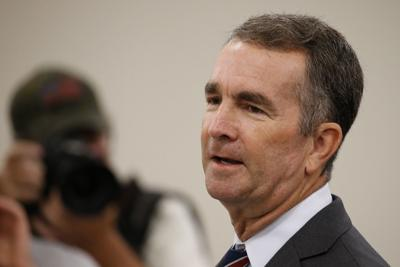 FILE - Virginia Gov. Ralph Northam