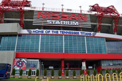 FILE - Nissan Stadium