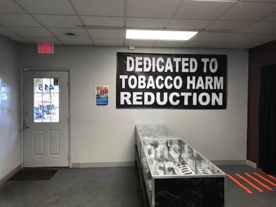 E-Cig Store Banner