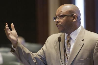 FILE - Illinois Rep. William Davis