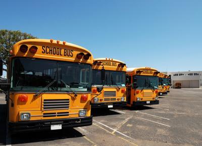 Orange County school buses