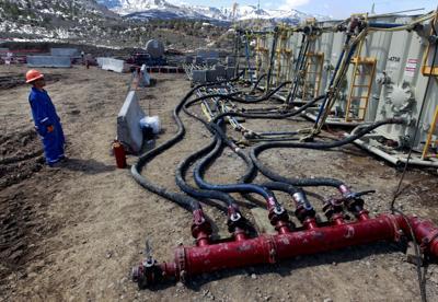 FILE - Colorado Oil Natural Gas