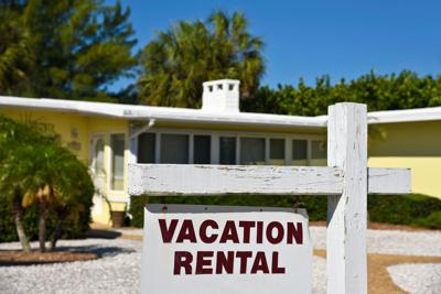 FILE - Vacation rental