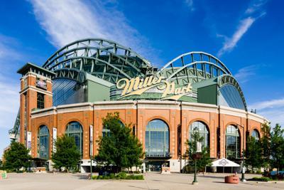 FILE - Miller Park Milwaukee