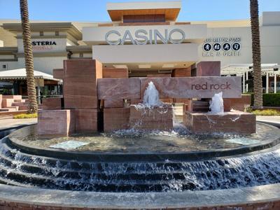 FILE - Red Rock Casino