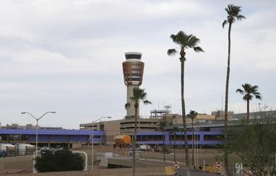 FILE - Phoenix Airport