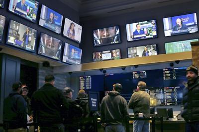 FILE - Sports Betting