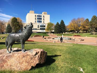 FILE - Colorado State University