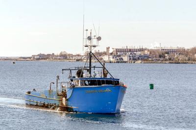 FILE - ME fishing boat 4-11-2019