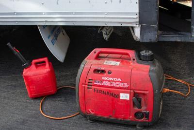 FILE - Gas generator