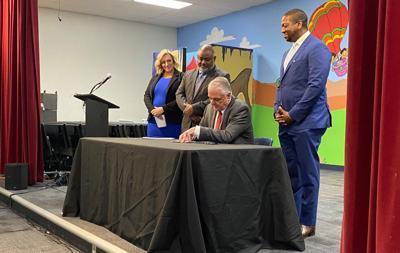 Sisolak Signs Education Bills