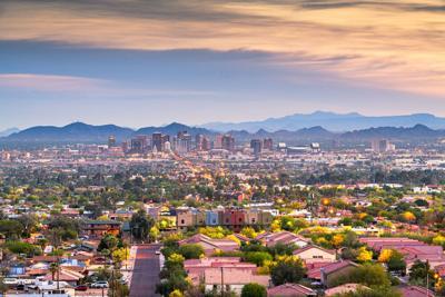 FILE - Phoenix, Arizona