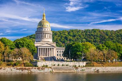 FILE - West Virginia capitol