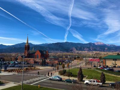 FILE - Colorado Springs Intersection