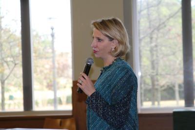 FILE - Louisiana Department of Health Secretary Rebekah Gee