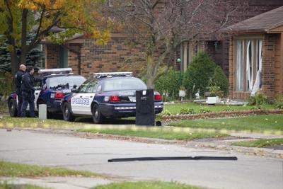 FILE - Property crime burglary