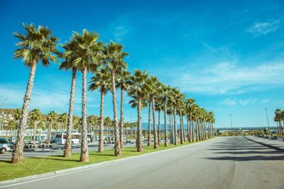 FILE - Florida tourism