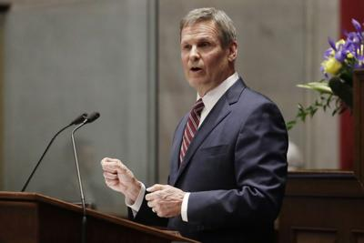 FILE - Tennessee Gov. Bill Lee State of the State