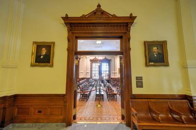 FILE - Texas Supreme Court