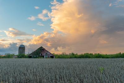 FILE - Tennessee farm