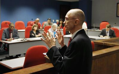 FILE - Arizona Joint Legislative Budget Committee