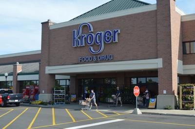 FILE - Kroger grocery store