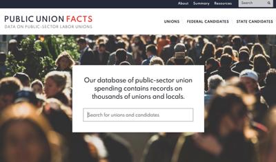 FILE - PublicUnionFacts.com