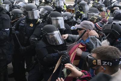 Capitol protestors