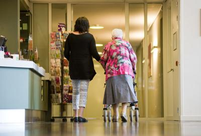 FILE - Nursing home