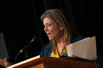 FILE - Georgia state Sen. Jennifer Jordan Sterigenics