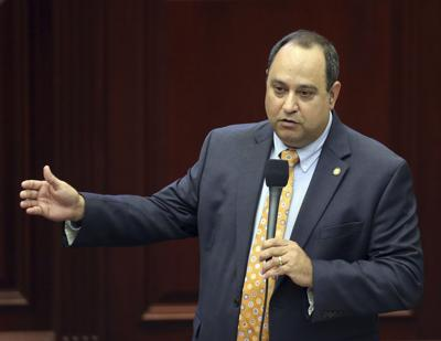 FILE - Florida Sen. Ray Rodrigues