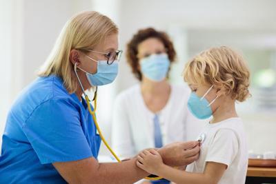 FILE - Pediatrician