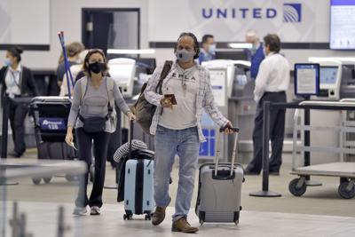 Virus Outbreak Air Travel