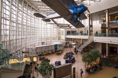 FILE - Seatac airport